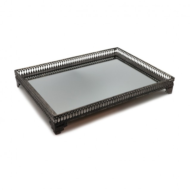 BANDEJA ESPEJO 28x38cm COTE TABLE