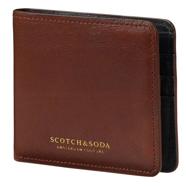 CARTERA TARJETERO SCOTCH & SODA