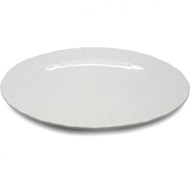 FUENTE OVAL POSEI COTE TABLE 45,5x32x3cm